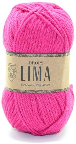 Drops Lima Uni Colour 6273 Pink
