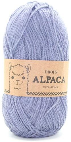 Drops Alpaca Uni Colour 6347 Graulila