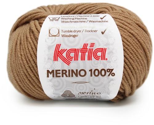 Katia Merino 100% 65 Camel