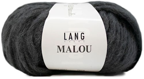 Lang Yarns Malou 67 Brown