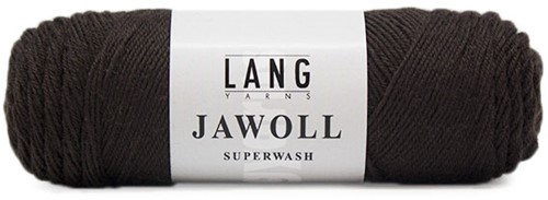Lang Yarns Jawoll Superwash 67 Dark Brown