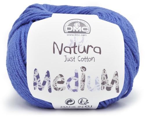 DMC Natura Medium 700 Bleu royal