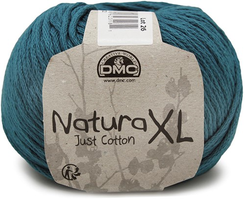 DMC Natura XL 71 Azur