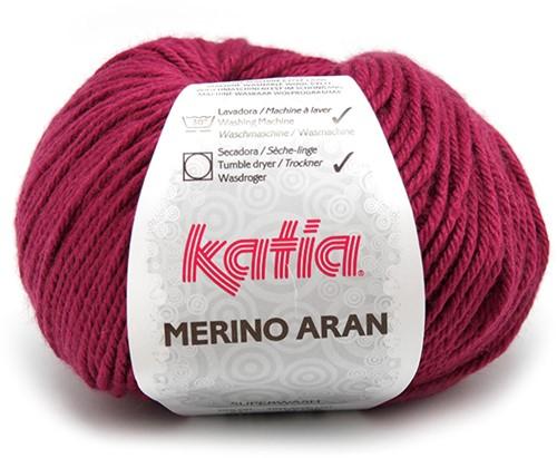 Katia Merino Aran 71 Maroon