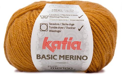 Katia Basic Merino 71 Ochre