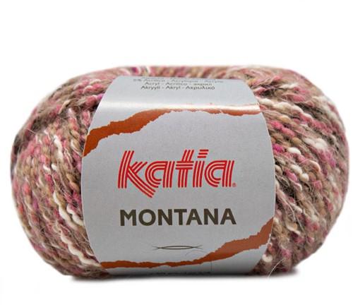 Katia Montana 071 Rose-Stone grey