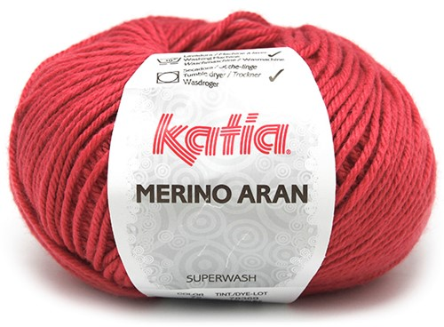 Katia Merino Aran 72 Coral