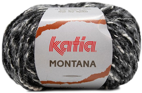 Katia Montana 074 Dark grey
