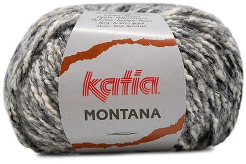 Katia Montana 075 Medium grey