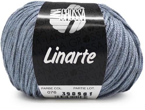 Lana Grossa Linarte 76 Gray Blue