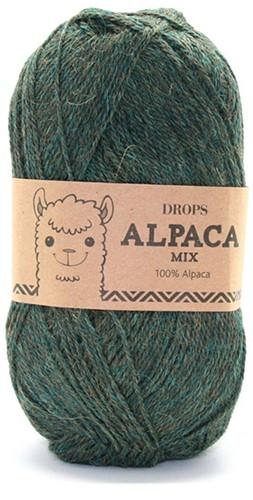 Drops Alpaca Mix 7815 Grün/Türkis