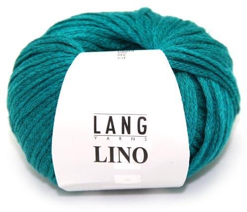 Lang Yarns Lino 78 Turquoise