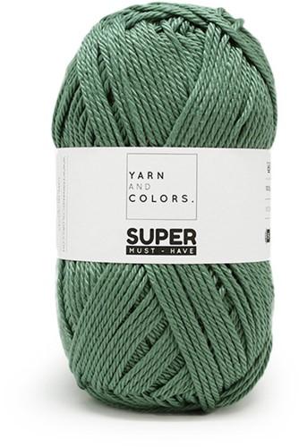 Yarn and Colors Leaf Cushion Häkelpaket 1 Aventurine