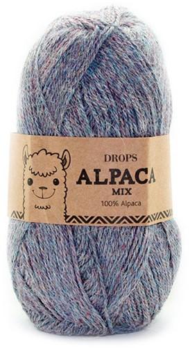 Drops Alpaca Mix 8120 Jeansblau