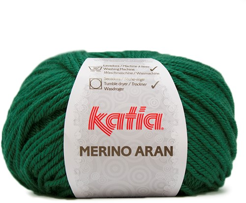 Katia Merino Aran 82 Bottle green
