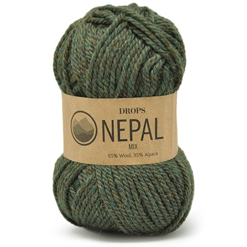 Drops Nepal Mix 8906 Forest