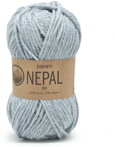 Drops Nepal Mix 8907 Fog