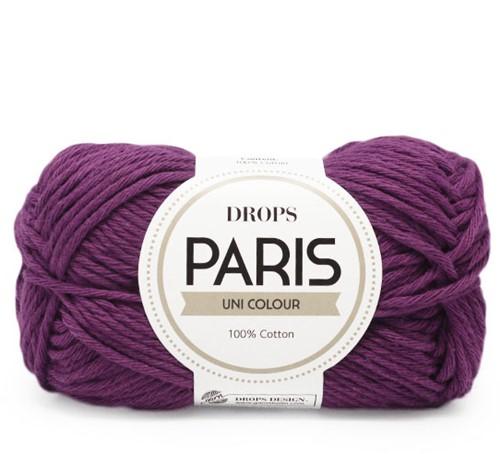 Drops Paris 8 Dunkellila