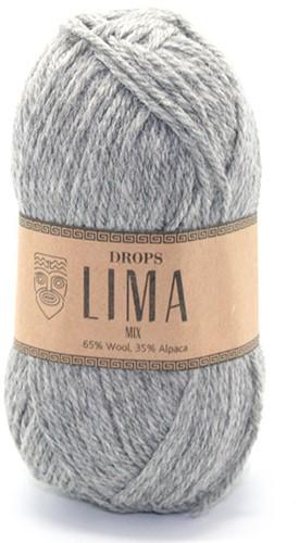 Drops Lima Mix 9015 Grau