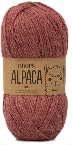 Drops Alpaca Mix 9024 Old Pink