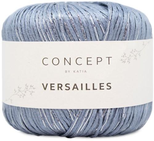 Katia Versailles 90 Jeans-Silver