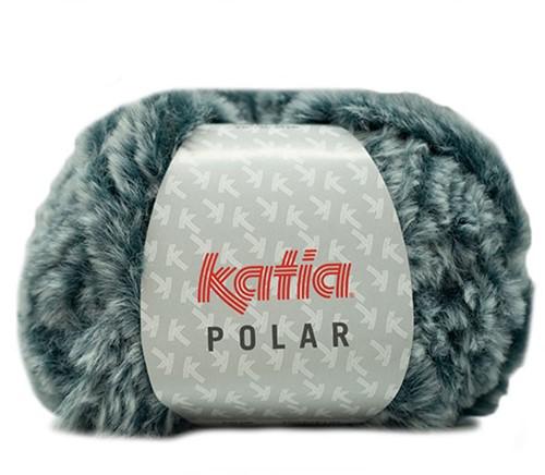 Katia Polar 95 Bottle green