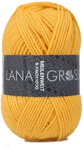Lana Grossa Meilenweit 8-F 100 Uni 9669