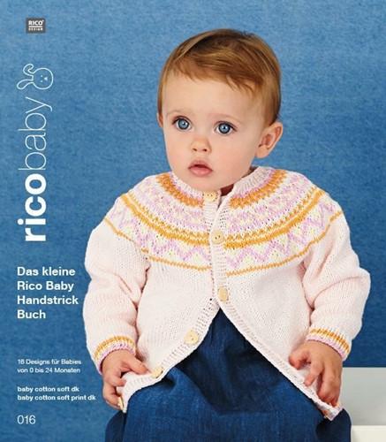 Rico Baby Strickbuch No. 16