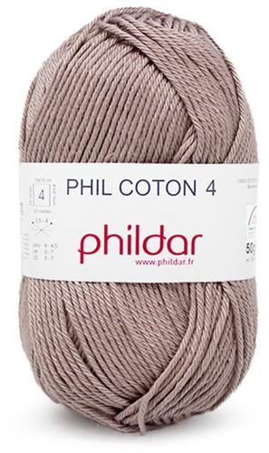 Phildar Phil Coton 4 1094 Taupe