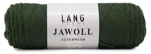 Lang Yarns Jawoll Superwash 98 Olive