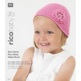 Rico No.11 Baby Häkelbuch