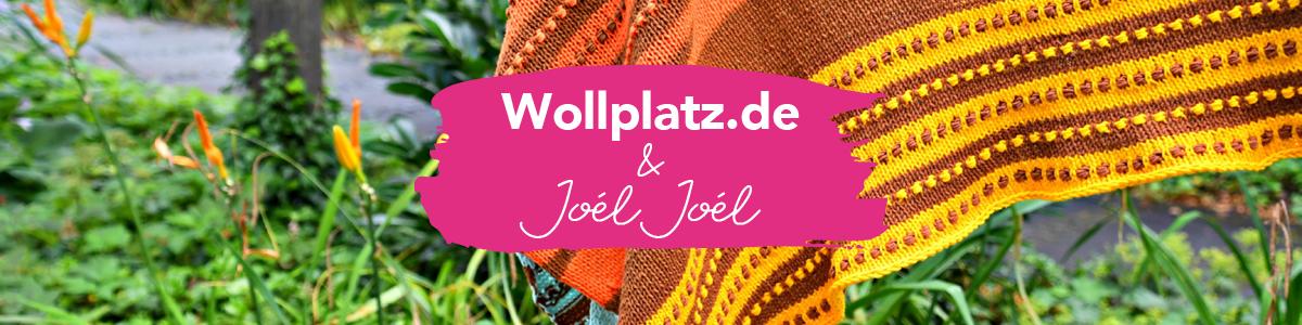 Wollplatz & Joél Joél - handmade 4 Friends