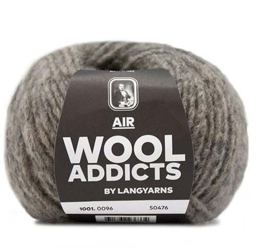 Wooladdicts Piff Puff Pullover Strickpaket 3 L