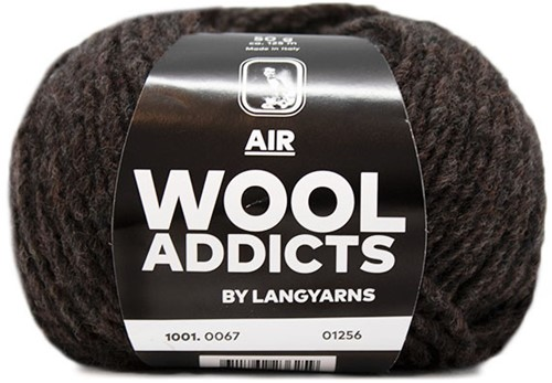 Wooladdicts Piff Puff Pullover Strickpaket 4 M
