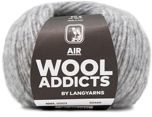 Wooladdicts Mint To Be Zopfschal Strickpaket 5