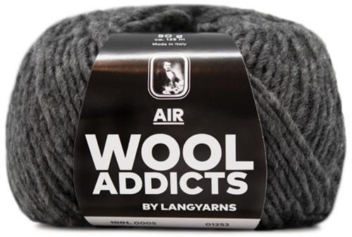 Wooladdicts Piff Puff Pullover Strickpaket 6 M
