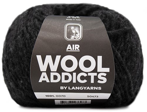 Wooladdicts Balmy Breeze Poncho Strickpaket 7 L/XL
