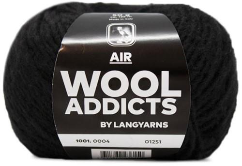 Wooladdicts Piff Puff Pullover Strickpaket 8 XL