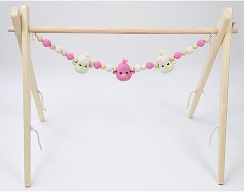 Häkelanleitung Vogel Kinderwagenkette Go Handmade