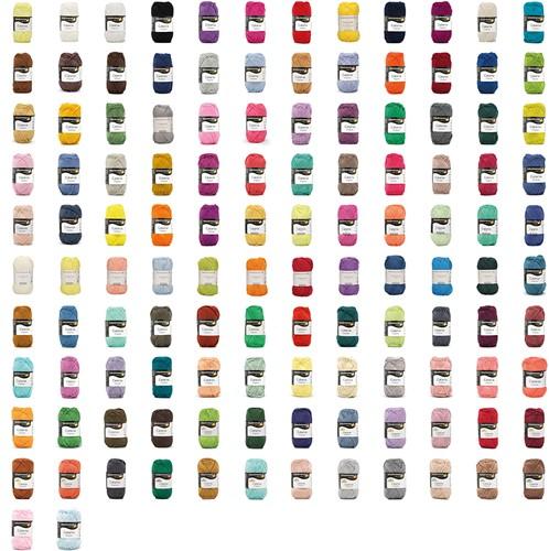 Schachenmayr Catania Alle Farben Paket
