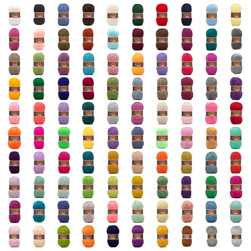 Stylecraft Special DK Alle Farben Paket