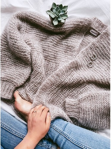 Strickanleitung Phoebes Basic Stitch Cardigan