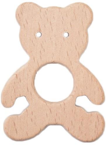 Beißtier Holz Bär