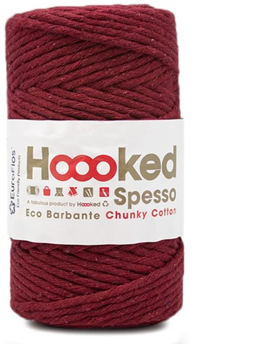 Hoooked Spesso Chunky Cotton 1050 Berry