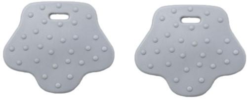 Durable Beißring Tierpfote 016 Grey