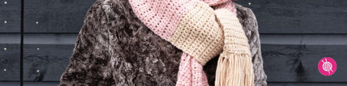 10 Häkel- und Strickanleitungen für fantastische Schals