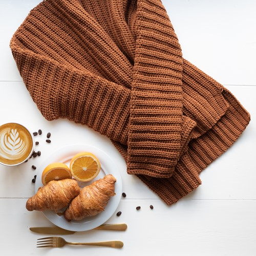 Häkelanleitung Yarn and Colors Brunch Time Sweater