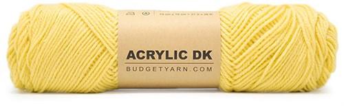 Budgetyarn Acrylic DK 011 Golden Glow