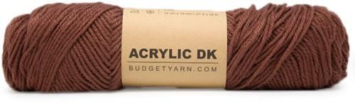 Budgetyarn Acrylic DK 025 Brownie