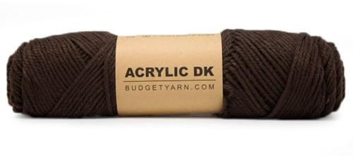 Budgetyarn Acrylic DK 028 Soil